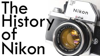 تاریخچه نیکون