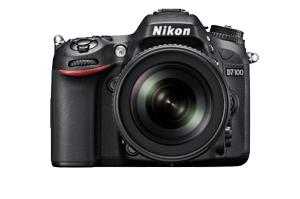 دوربین نیکون D7100